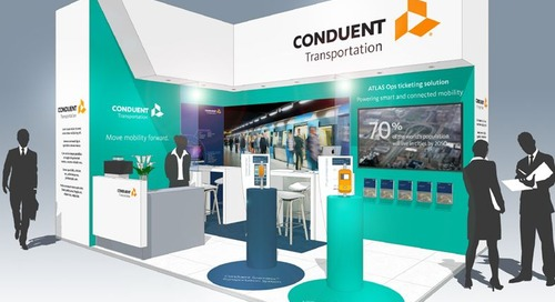 Conduent Transportation to Showcase Fare Collection and Mobility Solutions at Transport Ticketing Global 2020