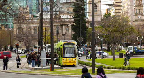 Adelaide Transit Authority Selects Conduent Transportation to Pilot New Contactless Open Payment System on Trams