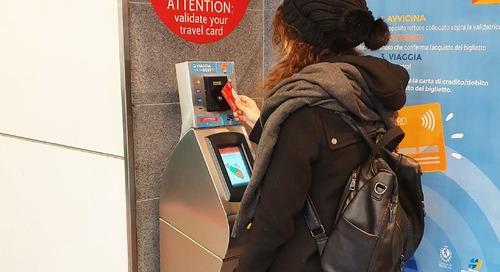 Brescia Mobilità and Conduent Transportation Make Train Access Faster and More Convenient For Metro Riders