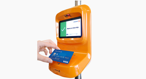 Conduent Transportation Receives 'Visa Ready for Transit' Certification for its ATLAS® Ops Fare Collection System to Boost Contactless Payme