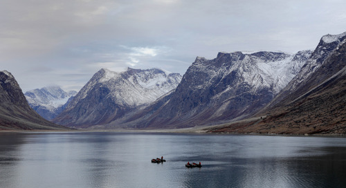 Spotlight on Baffin Island: A Largely Untouched Arctic Adventure Destination