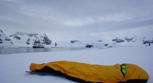 What to Expect on Your Extreme Camping Trip in Antarctica