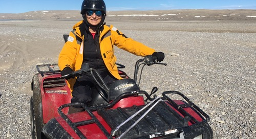 Arctic Adventure & Exploration with Canadian Fashionista Jeanne Beker