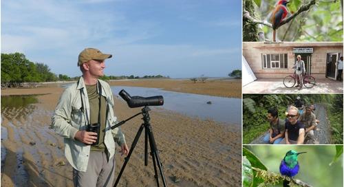 Polar Bird-Watching with Record-Setting Ornithologist Noah Strycker