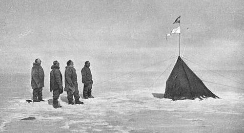 Nobu Shirase, Japan's Little Known Antarctic Explorer