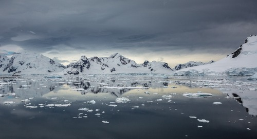 Another day in Paradise, Antarctica