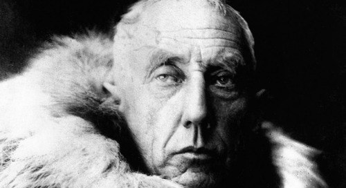 Roald Amundsen's Legendary South Pole Expedition