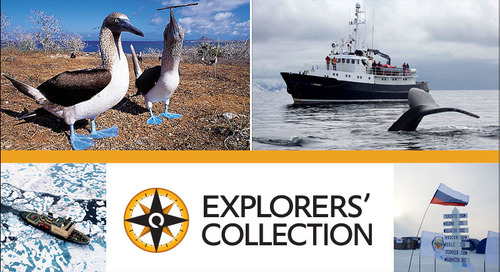 Introducing Explorers' Collection
