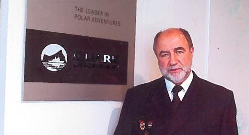 Meet Icebreaker Captain Petr Golikov