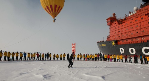 How to Plan a Physically & Emotionally Rewarding Polar Expedition