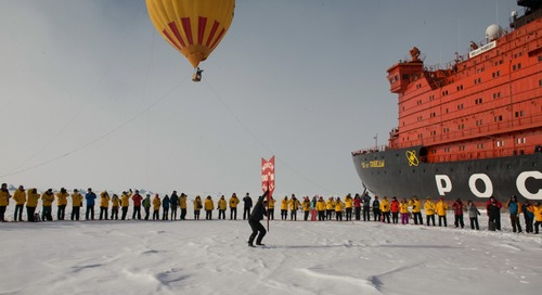 How to Plan a Physically & Emotionally Rewarding Polar Expedition