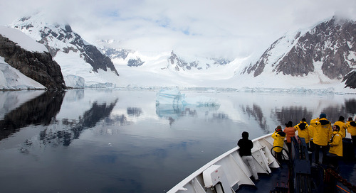 Lights Off! Celebrate Earth Hour with Quark Expeditions