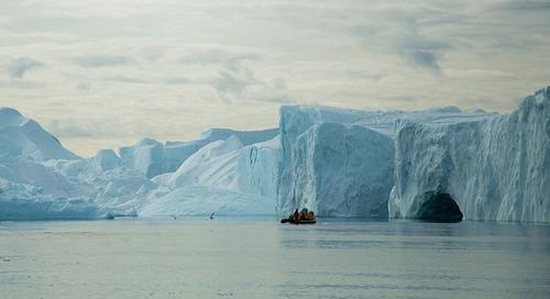 Greenland's Ilulissat Icefjord UNESCO Site