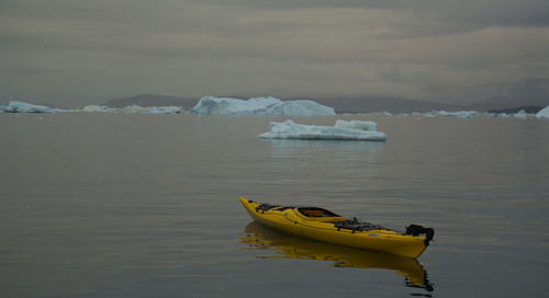 Dreaming in Disko Bay