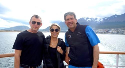Voyage update: Throwing the Lines & Embarking on Adventure