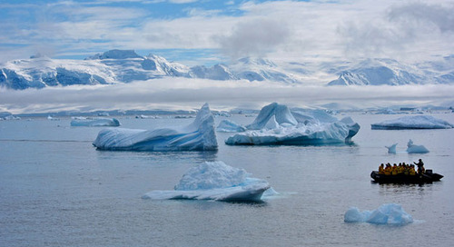 See Antarctica at its Most Pristine and Untouched
