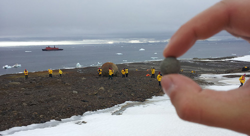 The Mystery on Champ Island, Franz Josef Land