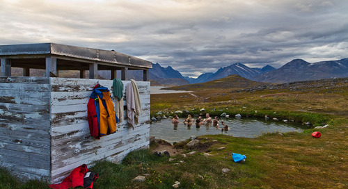 The Top Landing Sites in Greenland