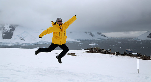 Photo Fun: How to Take Polar Jumping Selfies