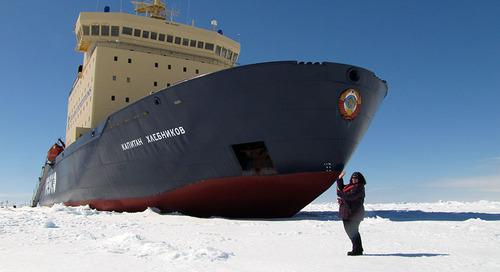The Lady and the Kapitan: A Polar Love Story