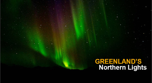 Of Legends and Folklore: Greenland's Northern Lights