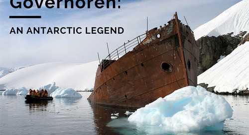 The Wreck of the Governoren: an Antarctic Legend