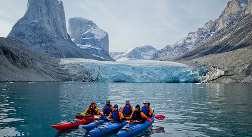 What you Need to Know About Kayaking in the Polar Regions