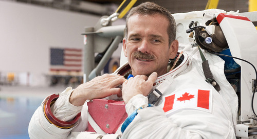 "Colonel Chris Hadfield to Join Special ""Generator"" Expedition"