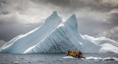 An Epic Day on Ocean Endeavour in Antarctica