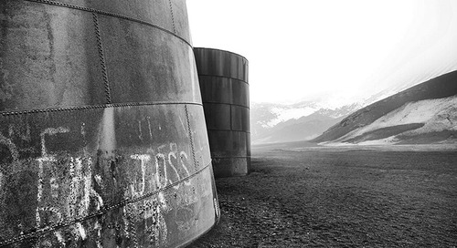 Spotlight on Deception Island: Ghosts of Adventurers Past