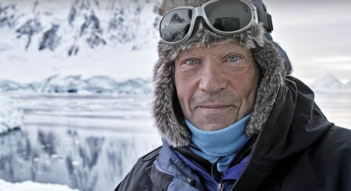Robert Swan Leads the Ultimate Polar Adventure with a Special Antarctic Expedition