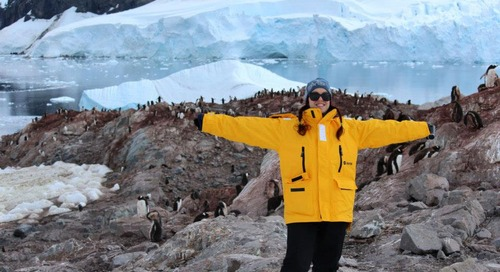 Traveling Solo to Antarctica