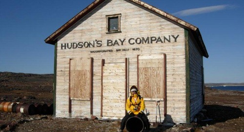 Epic High Arctic: Baffin Island Explorer via Fury and Hecla 2014