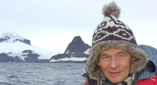 Great Scott! Falcon Scott is joining Quark Expeditions on several 2013.14 Antarctic voyages