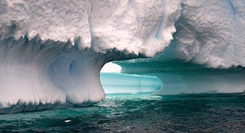 Pleneau Island: Iceberg Alley