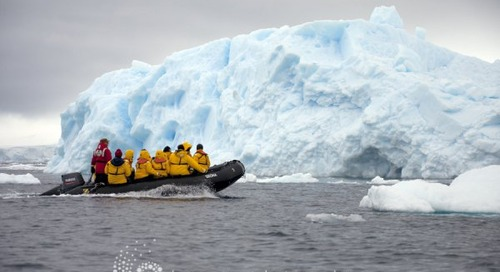 The Antarctic – you absolutely have to go!!!