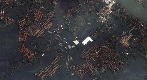 Satellite Imagery: Latency