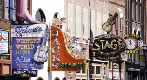 Nashville Continues to Heat Up its Offerings for Groups