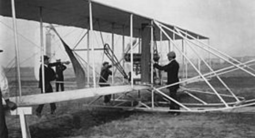Wright Brothers Character Lessons