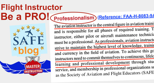 Model Excellence; Earn a Master CFI (LLC)