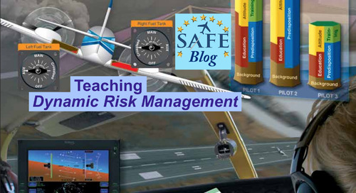 Teaching Dynamic Risk Management