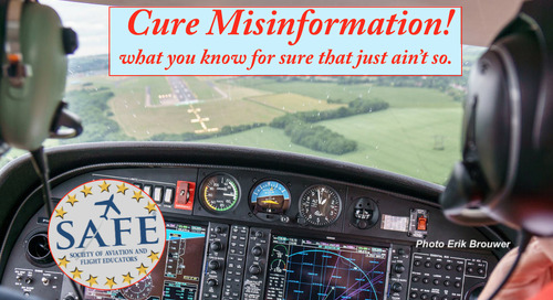 Misinformation is Human! (in Flying Too!)