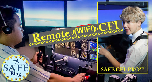 Remote CFI – New Opportunities In Aviation