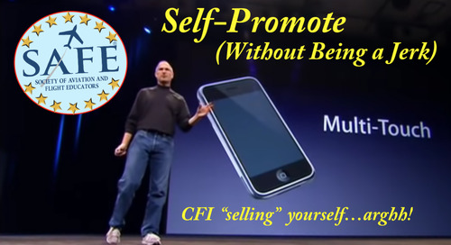 Self-Promote (Without Being a Jerk)
