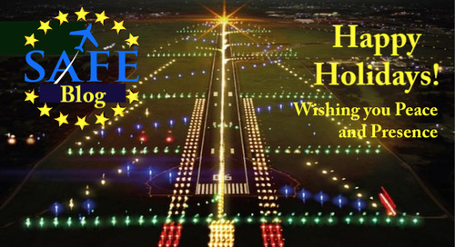 Have a Wonderful Holiday; Grateful and Present!