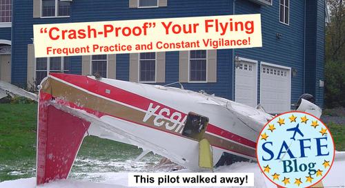 """Crash-Proof Piloting"" – Always Ready!"