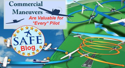 Commercial Flight Maneuvers for Everyone!