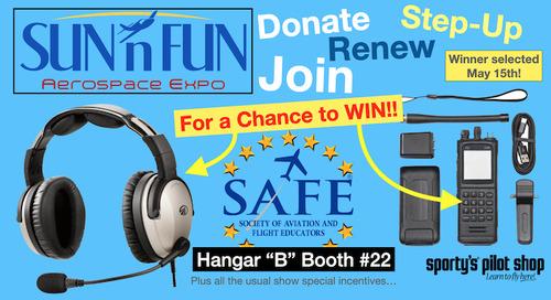 Win a Headset! SAFE @Sun'N Fun 2021