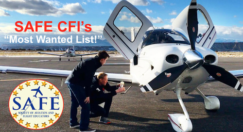 """The SAFE CFI's """"Most Wanted List"""""""