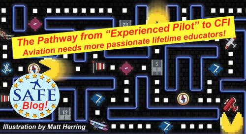 Passionate Pilots; Become a CFI!